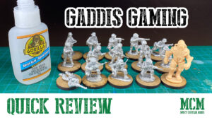 Read more about the article Quick Review – WW2 Miniatures by Gaddis Gaming