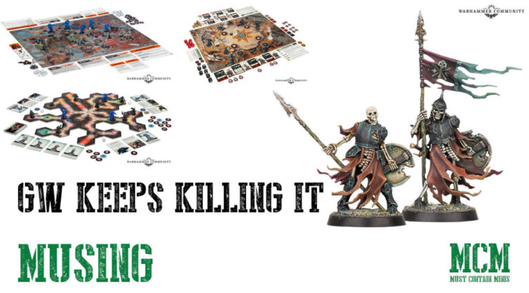 Looking Into GW Again – They are Killing It!