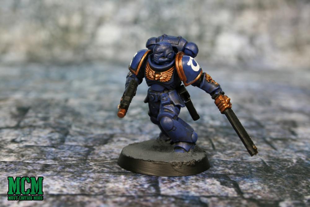 Painted Assault Intercessor