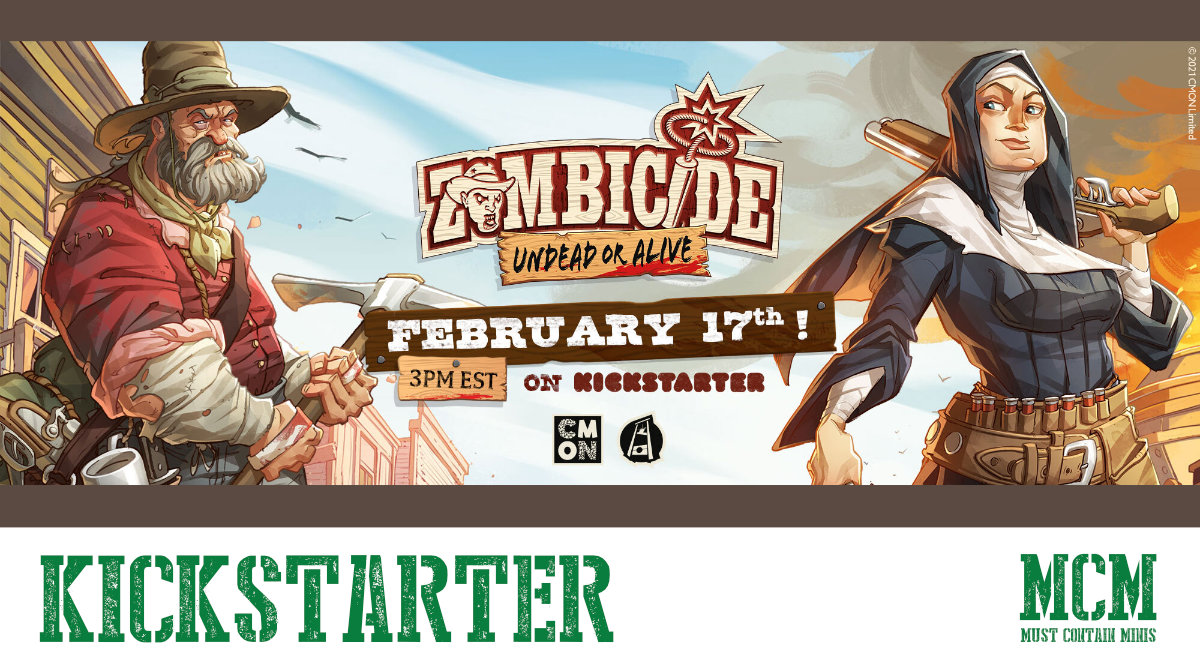 Read more about the article A Western Themed Zombicide?