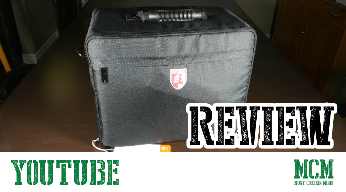 Read more about the article Feldherr MAXI Plus Review on YouTube