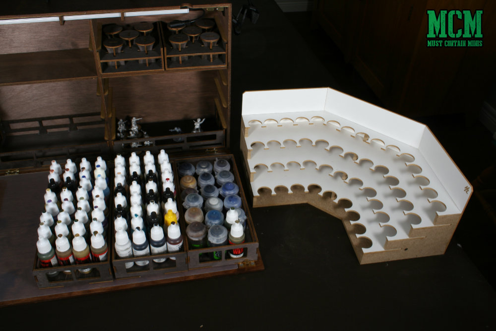 Frontier Wargaming Paint Case 2.0