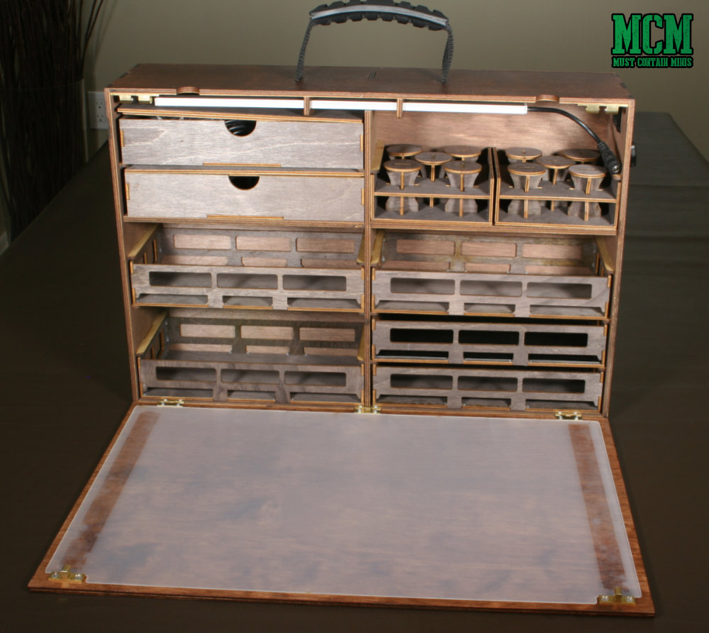 Frontier Wargaming Paint Case 2.0 Review