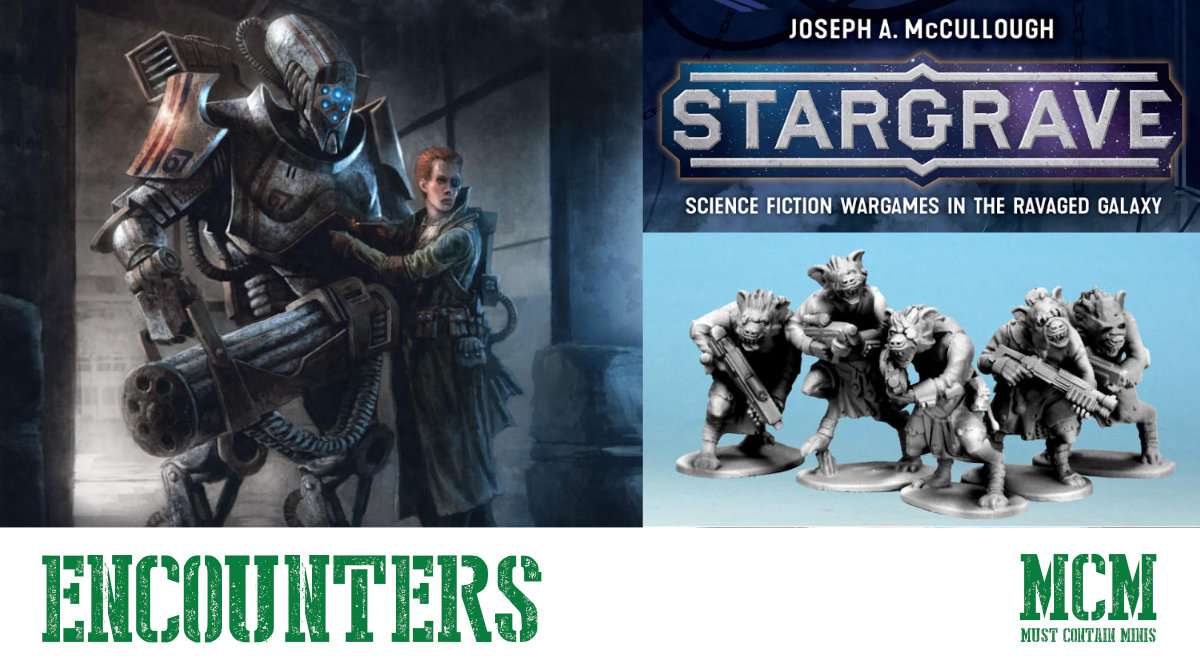 Read more about the article Stargrave Creatures and Aliens: What do I need?