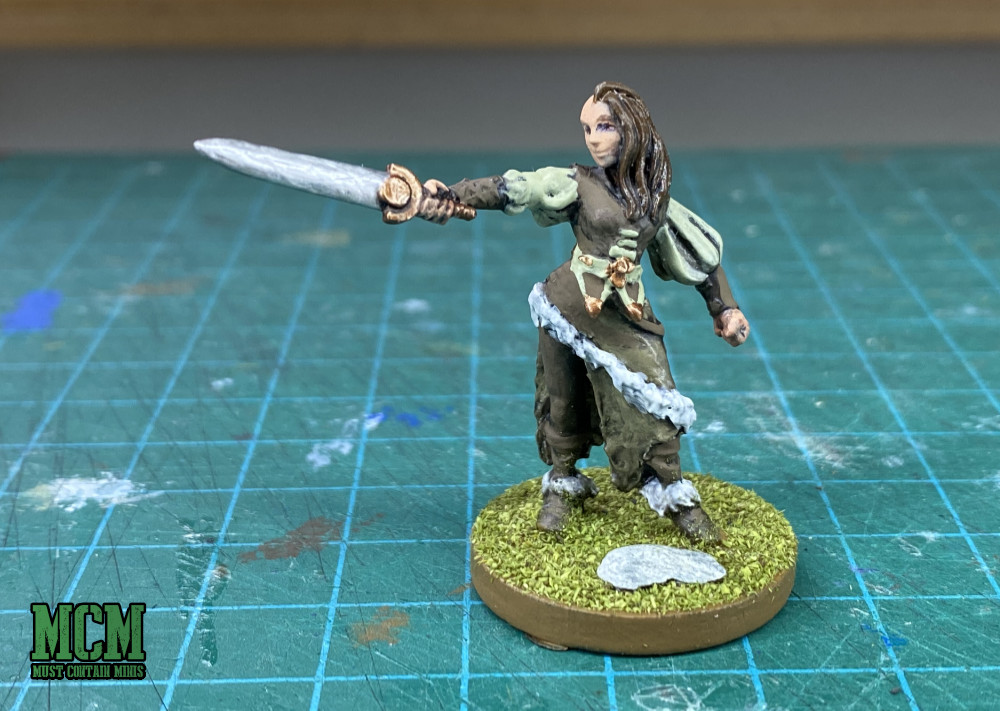 How to Paint a Miniature Tutorial