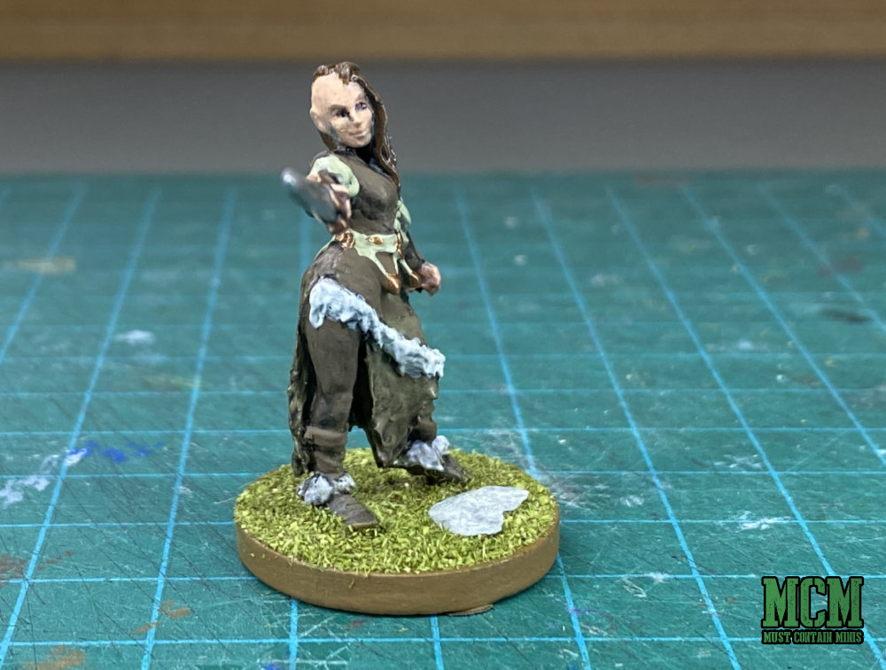 How to Paint a Miniature - Eyes