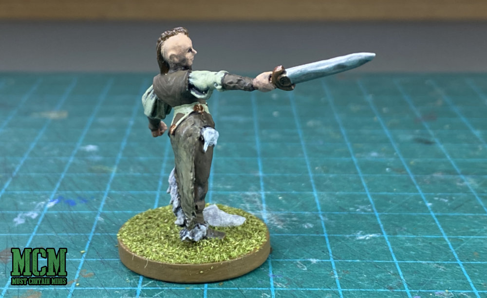 Basing your mini makes all the difference