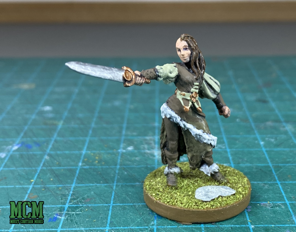 How to Paint a Miniature - Basing Materials