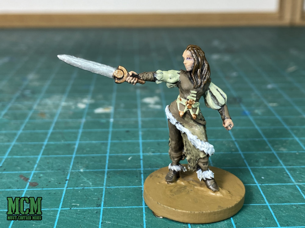 How to Paint a Miniature - Highlight