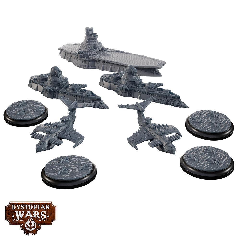 Mozhayski Battlefleet Miniatures