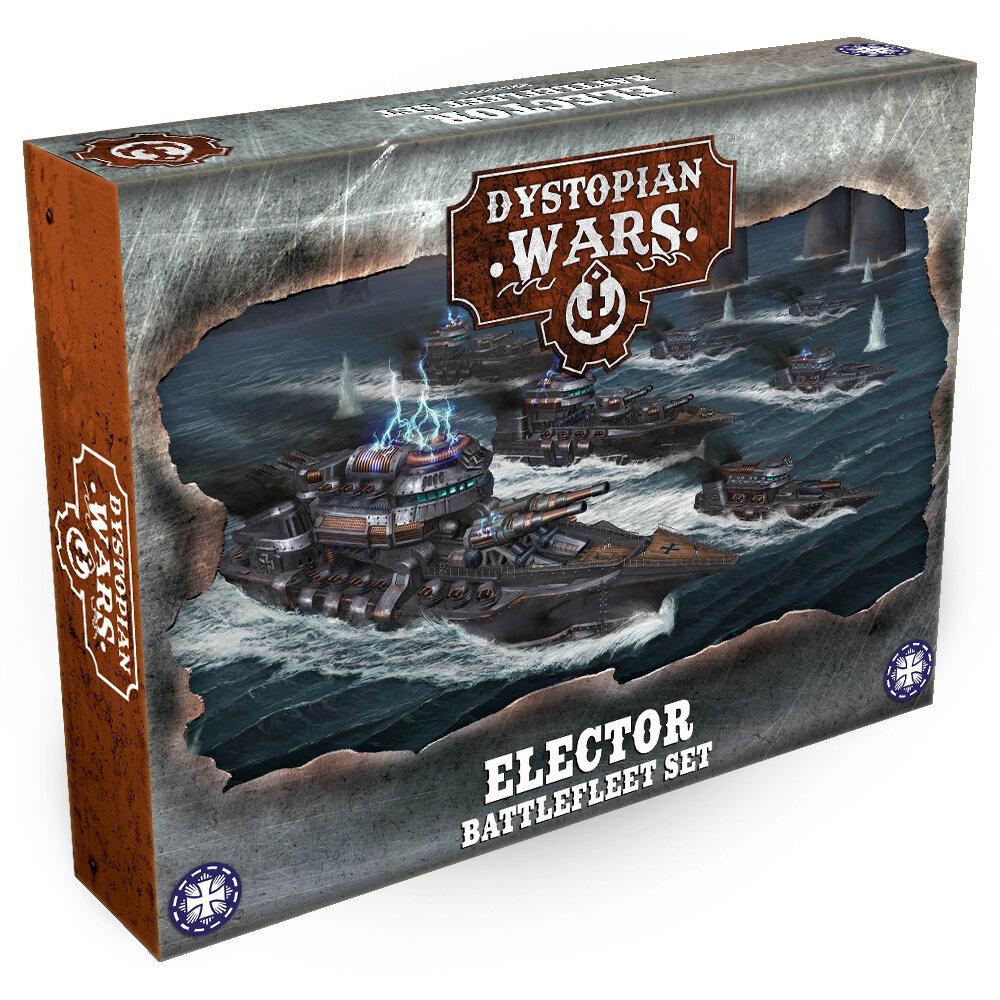 Prussia Fleet Starter Set 1:1200
