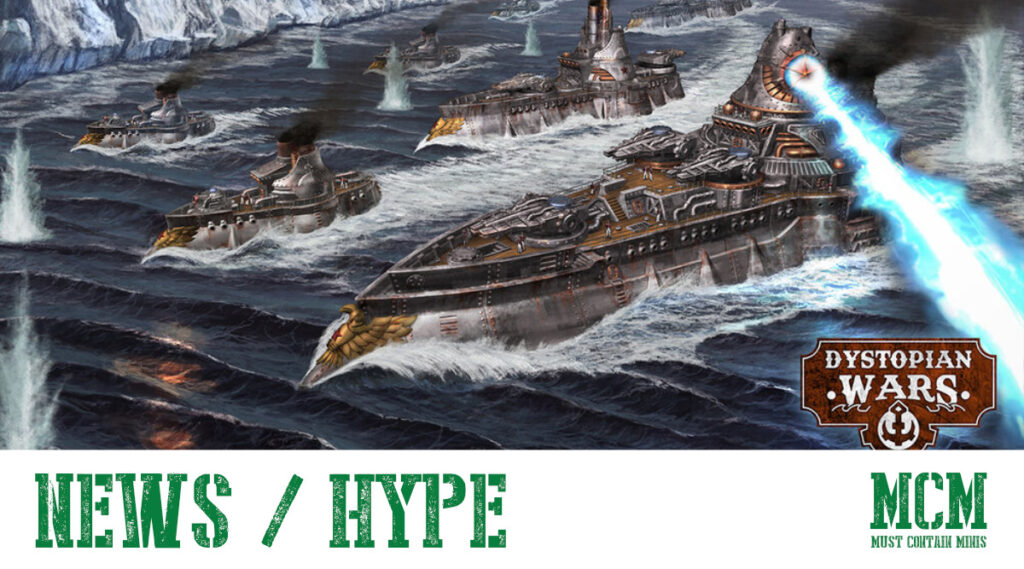 Checking Out Dystopian Wars
