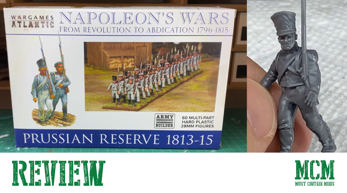 You are currently viewing How to quickly fill a 28mm Napoleonic Prussian Army – Wargames Atlantic Review