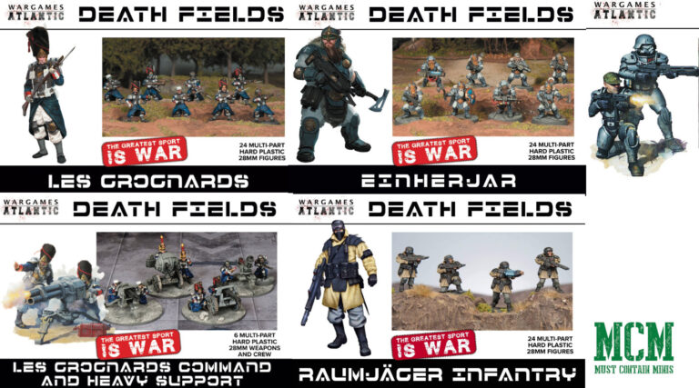 Have you looked at Wargames Atlantic Sci-Fi Miniatures?