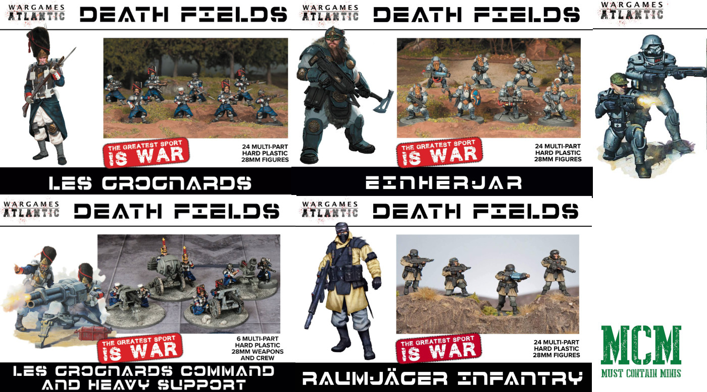 Read more about the article Have you looked at Wargames Atlantic Sci-Fi Miniatures?