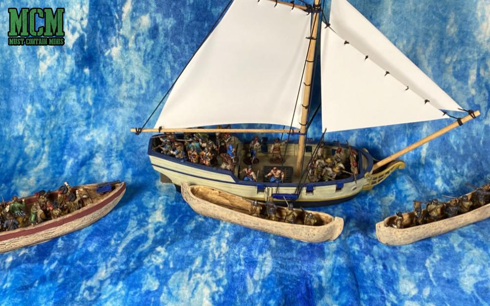 Blood & Plunder Showcase - Ship battle