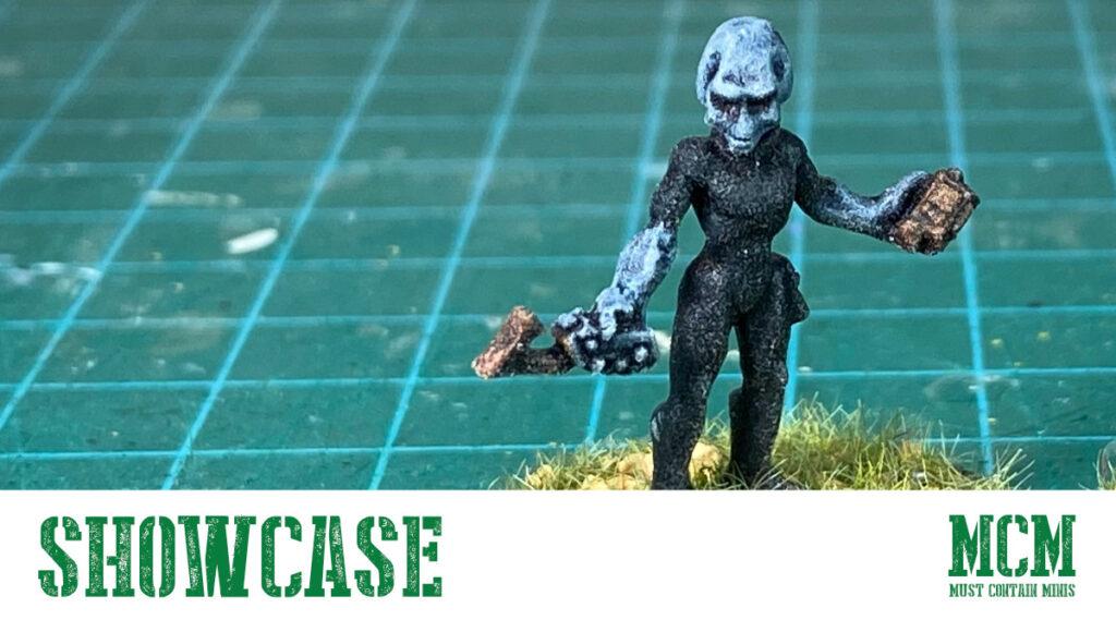 Painted Gray Aliens Showcase – Plus a Hard Lesson