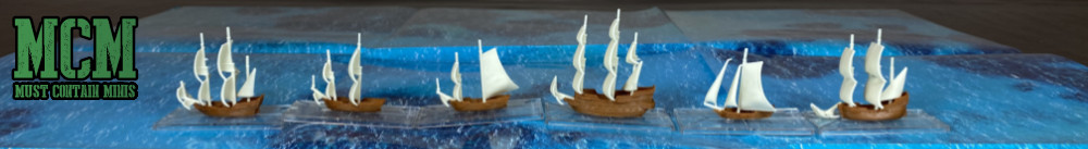 Oak & Iron Core Starter Set Ships
