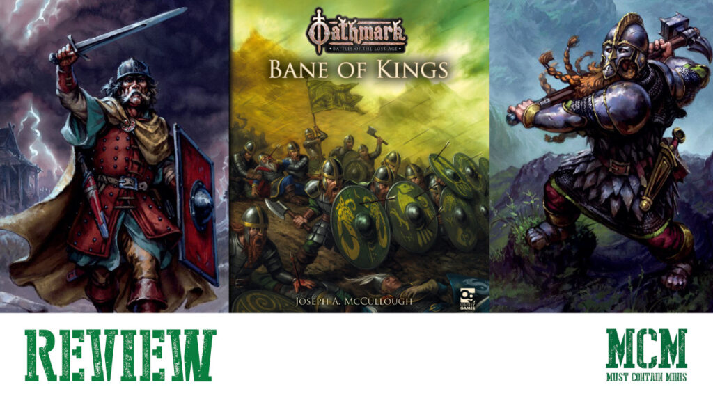 First Look at Oathmark: Bane of Kings