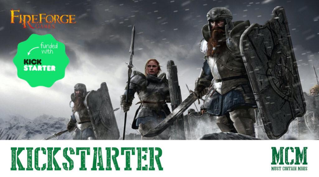 Final 48 Hours for Stone Realm Dwarves Kickstarter