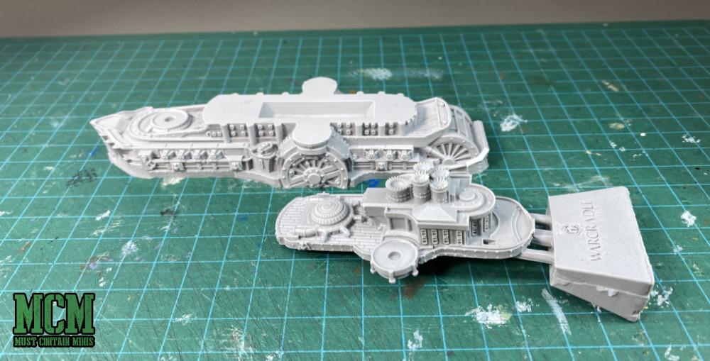 Constitution Battlefleet Review