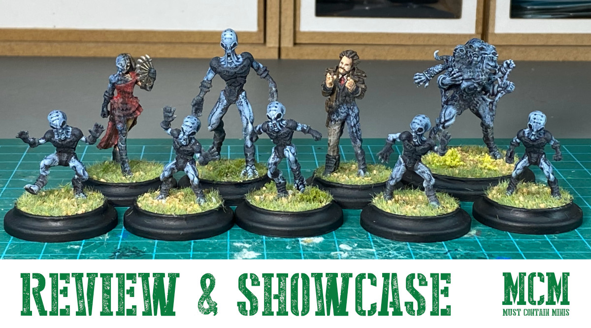 You are currently viewing Cerulean Clade Posse Set – Alien Miniatures Review