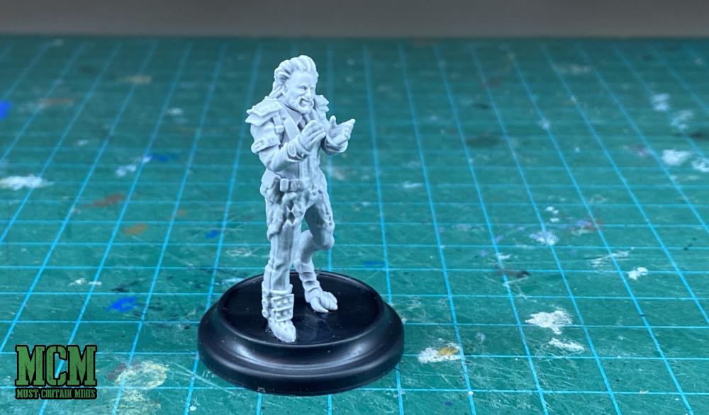 Building Watchers miniatures