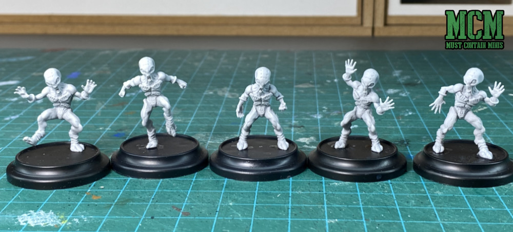 Infiltrators. They work great as unarmed aliens for games like Stargrave and others too