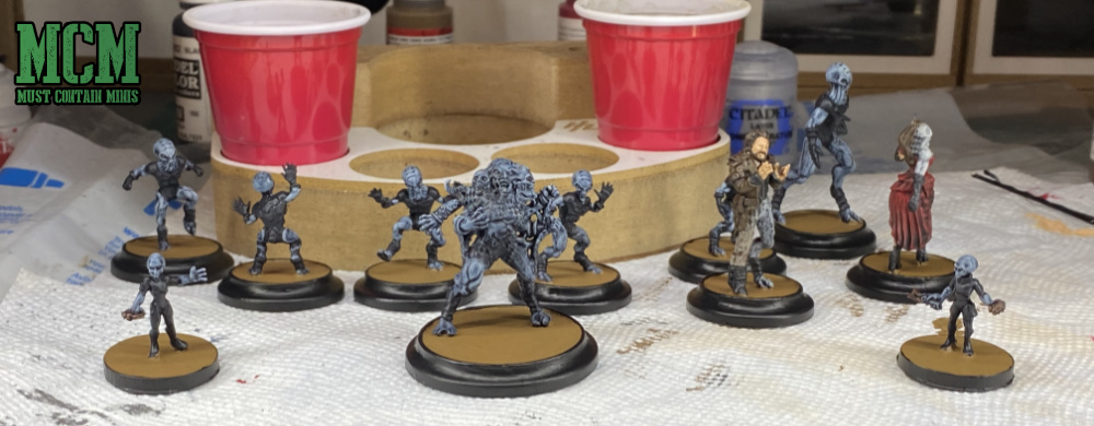 Painted Cerulean Clade