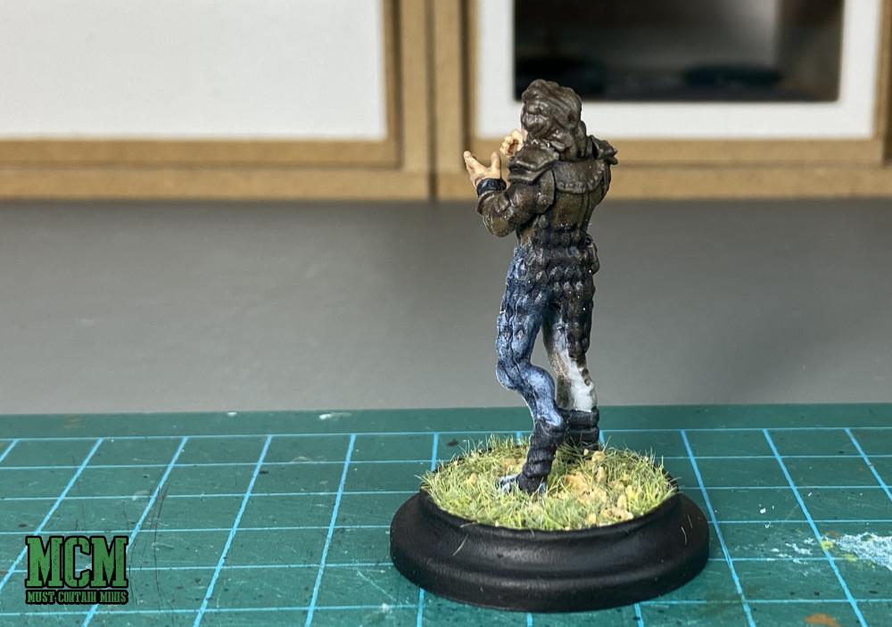 A Cerulean Vixen from Wild West Exodus
