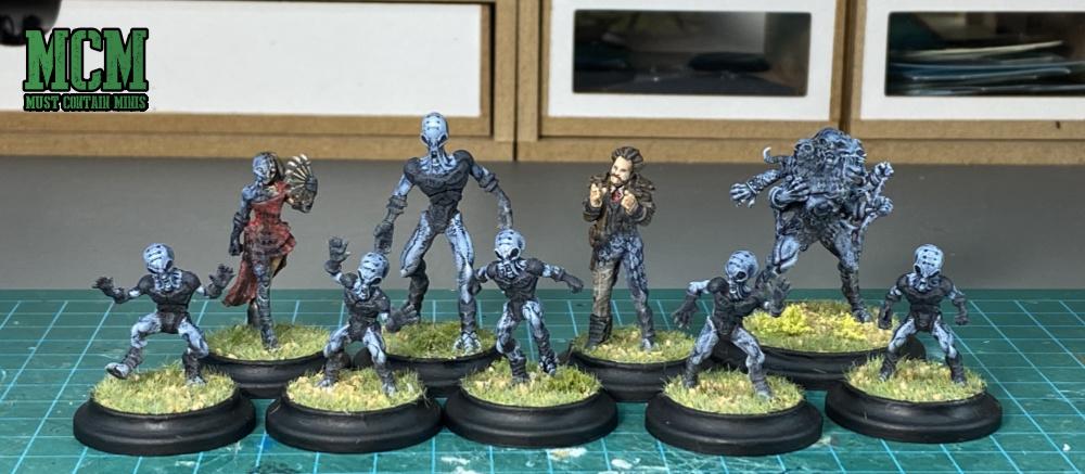 Gray Aliens by Warcradle Studios