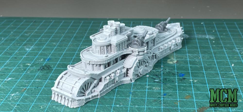 Constitution Battleship