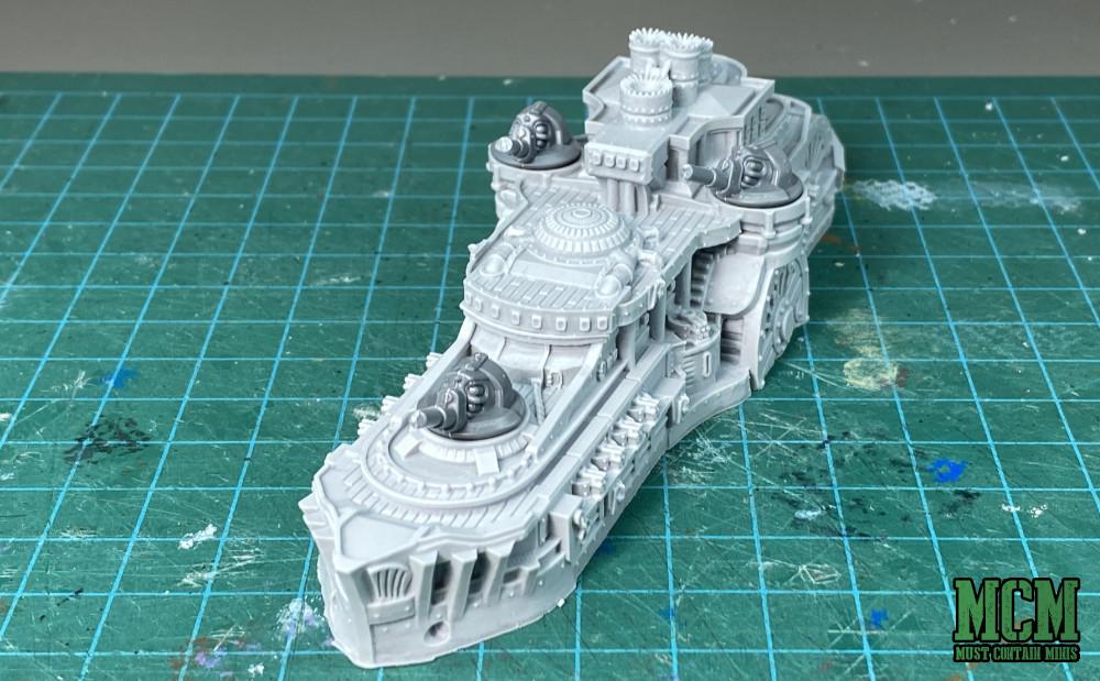 The Constitution Battleship