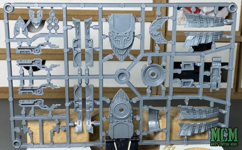 Constitution Battlefleet Review - Sprues