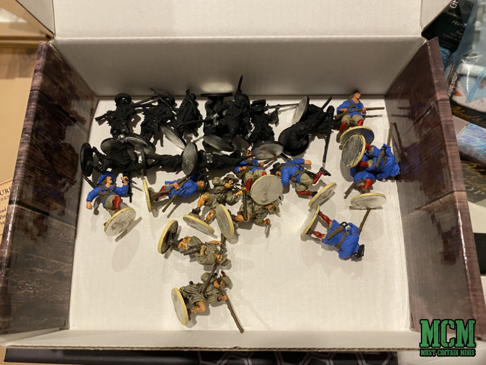 French Blood & Plunder Miniatures