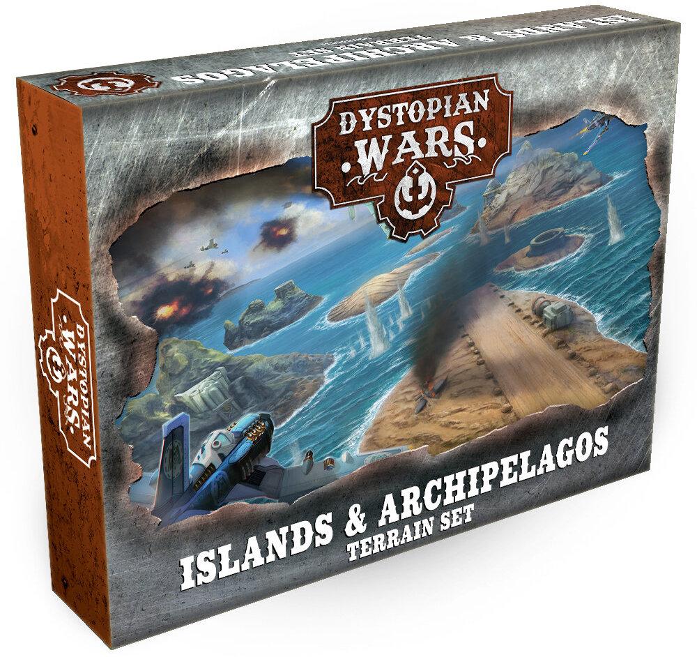 The Islands & Archipelagos Terrain Set Box Art