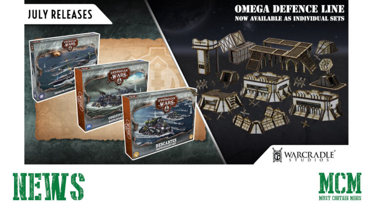 July Releases from Warcradle Studios