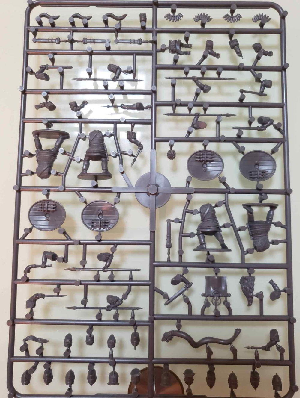 Back of the Sprue