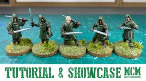 Painting Up My Oathmark Light Elf Miniatures