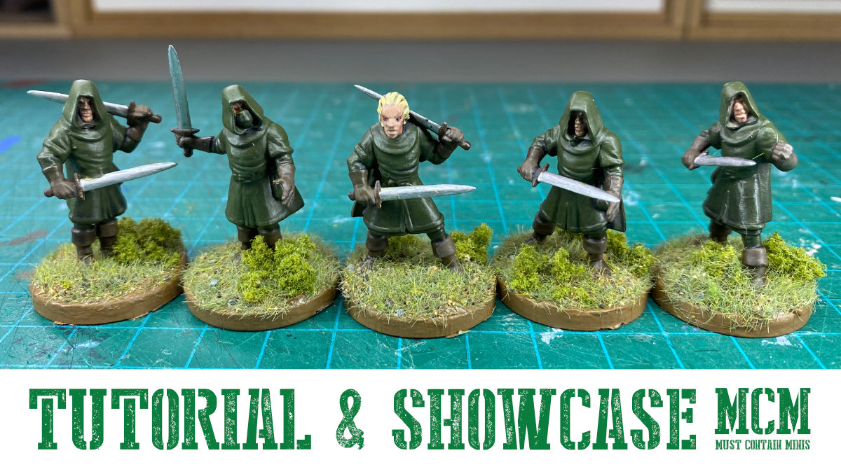 Read more about the article Painting Up My Oathmark Light Elf Miniatures
