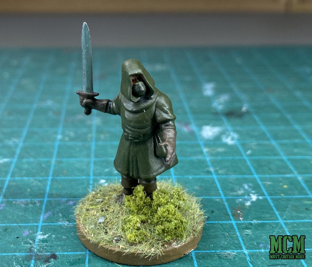 Assassin Miniature - 28mm