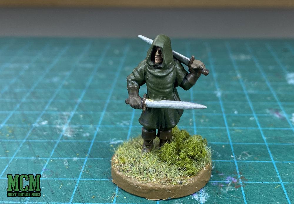 Elf Pathfinder Warrior