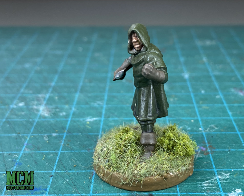 Oathmark Light Elf Infantry by Osprey Games and North Star Military Figures