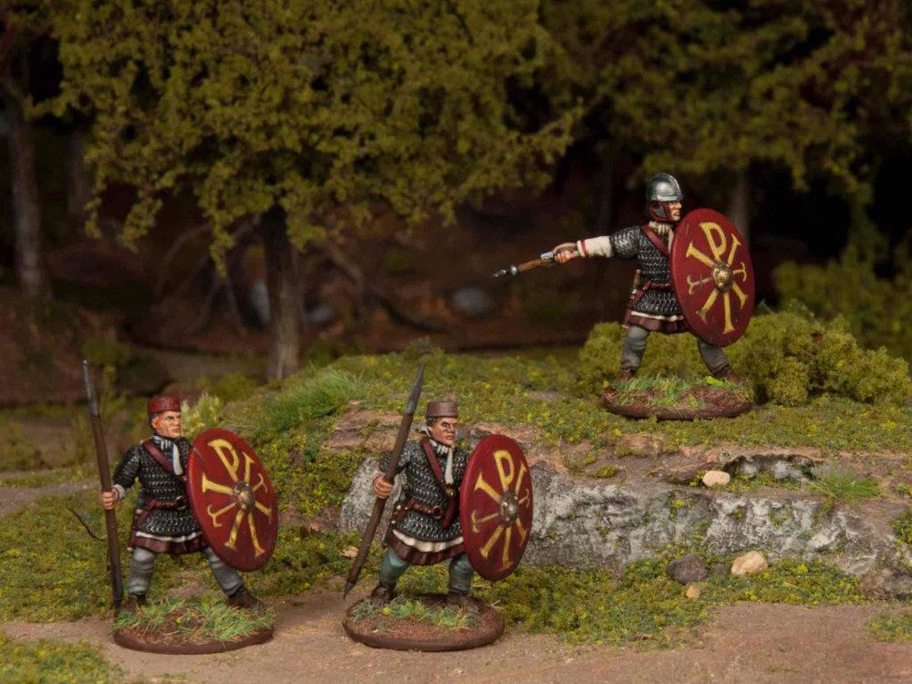 28mm Roman Miniatures