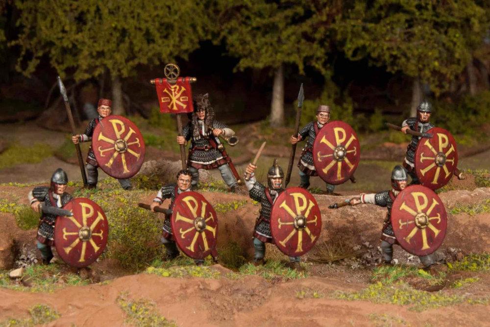 Roman Miniatures by Wargames Atlantic