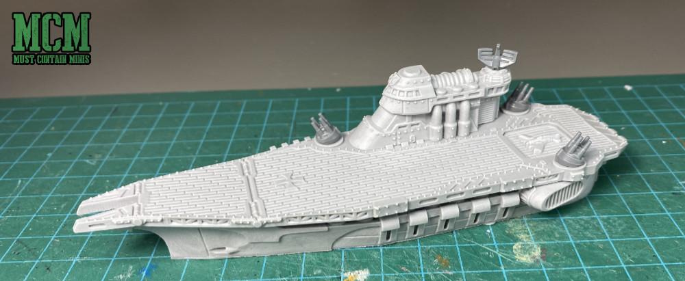 The Tempelhof Carrier