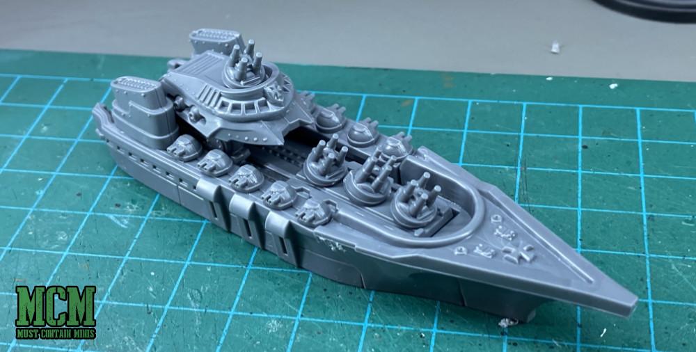 The Reiter Flak cruiser