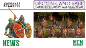 Wargames Atlantic Previews New Roman Miniatures