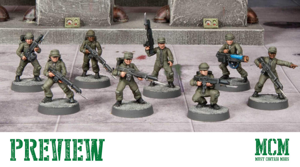 New Guard Proxies by Wargames Atlantic