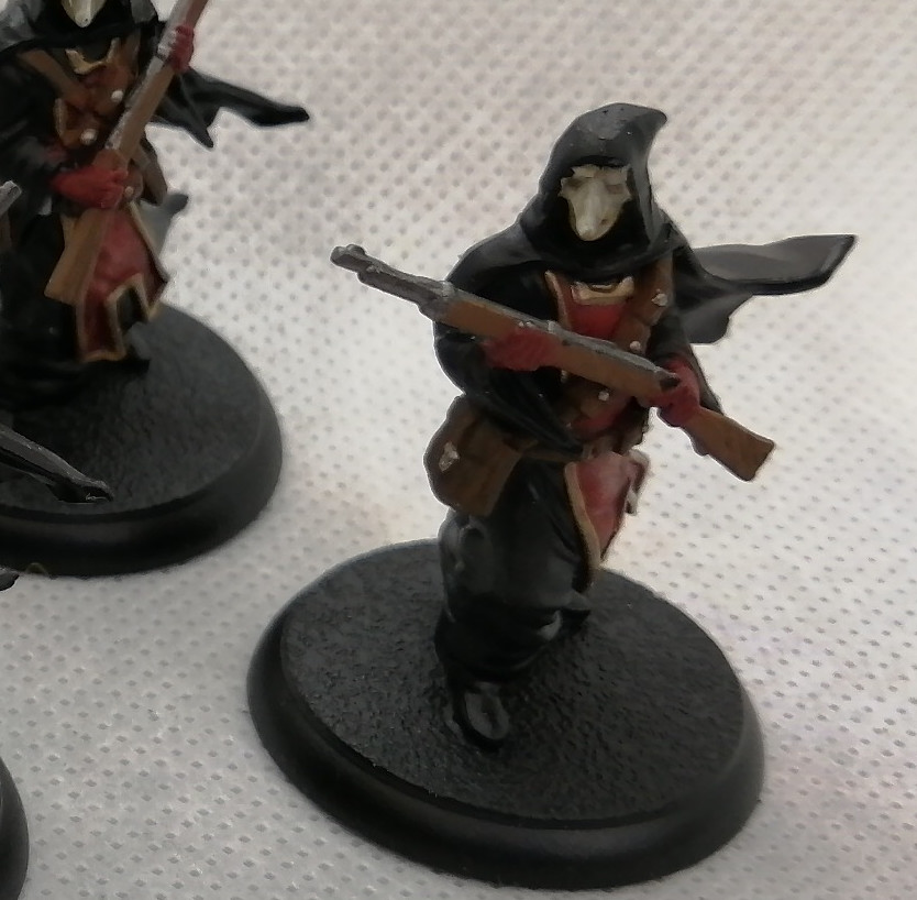 Painted Board Game Miniature